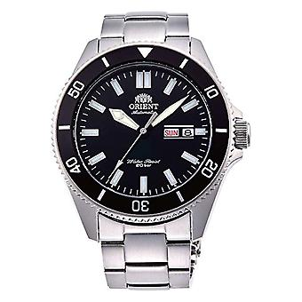 Orient Automatic Analog man with stainless steel RA-AA0008B19B