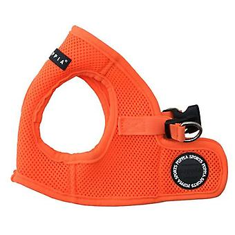 Puppia Soft Vest Harness Neon Orange (Dogs , Collars, Leads and Harnesses , Harnesses)