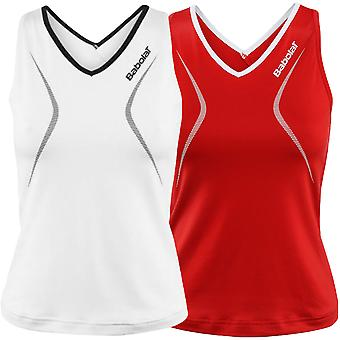 Babolat Performance Womens Perforated Racerback Tennis Tank Top Vest Tennis & Racquet Sports