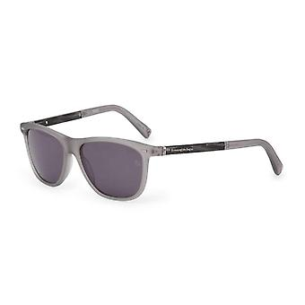 Ermenegildo Zegna Men Grey Sunglasses -- EZ00968752