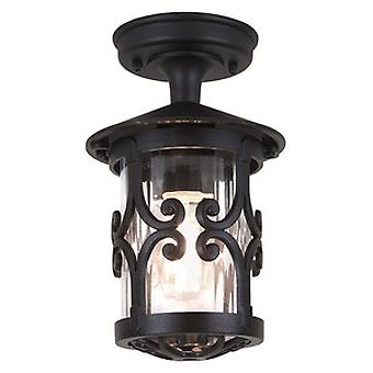 Outdoor English Designed Round Ceiling Lantern IP44 Rated