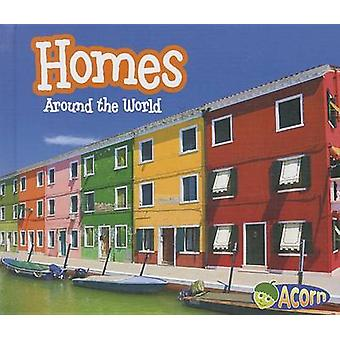 Homes Around the World by Clare Lewis - 9781484603765 Book