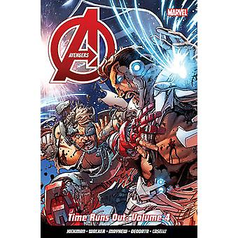 Avengers - Vol. 4 - Time Runs Out by Jonathan Hickman - Kevin Walker -