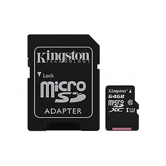 MicroSD With SD Adapter SDCS