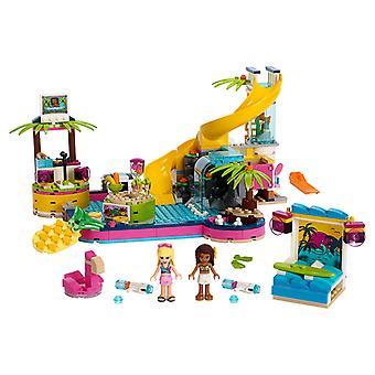 Andrea`s zwembadfeest Lego (41374)