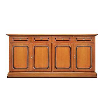 Sideboard Living Room Classic 4 Doors 4 Schubladen