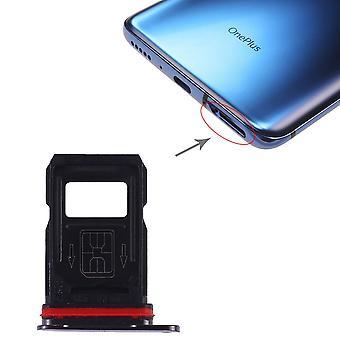 Simkarten Halter für OnePlus 7 Pro Grau Schlitten Ersatzteil Sim Card Tray Reparatur