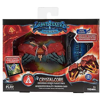 Lightseekers Awakening Crystalcore Mountain Order Flight Pack