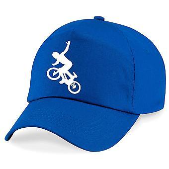 Kinder BMX Stunt Baseball Cap