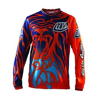 Troy Lee Designs Orange 2012 GP Beast Kids MX Jersey