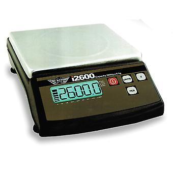 Jewelco London 2600g x 0.1g iBalance Scales