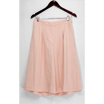 G.I.L.I. got it love it Pants Culottes with Pockets Soft Pink A277133