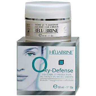 Oxygenating Moisturizing Cream - Skin Defence D