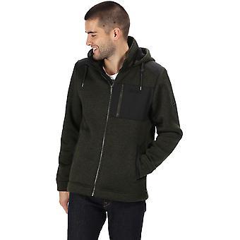 Regatta Herre Westbrook ripstop hætteklædte Walking fleece jakke