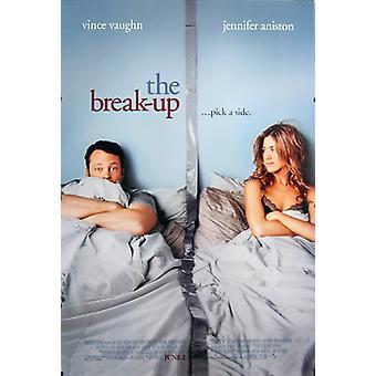 Break Up (kaksipuolinen säännöllinen) alkuperäinen elokuva juliste