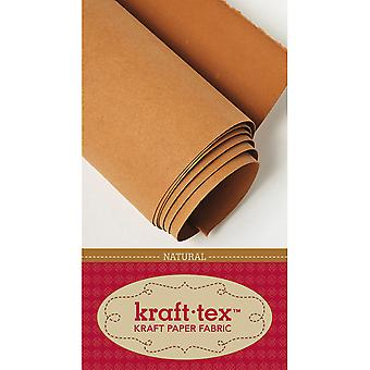 Kraft Tex Kraft Paper Fabric Natural 19