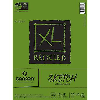 Canson Xl Recycled Sketch Book 9