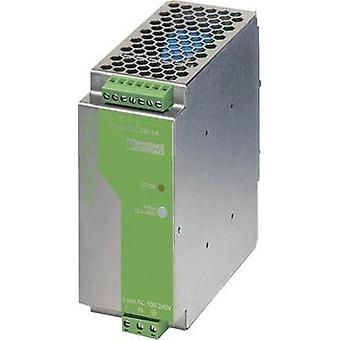 Phoenix Contact 2938581 DIN Rail Power Supply 24Vdc 5A 120W, 1-Phase