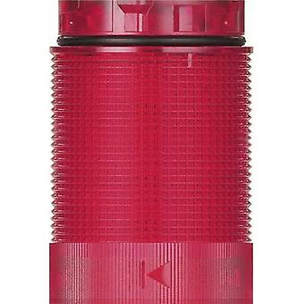 Signal tower component LED Werma Signaltechnik KombiSIGN 40 TwinFLASH Red Flash 24 Vdc