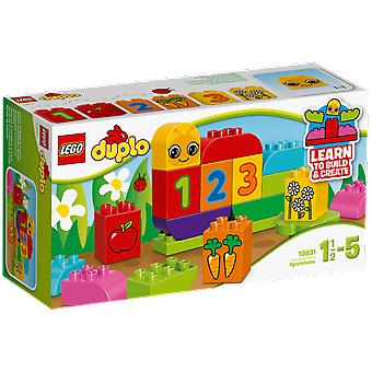 Lego 10831 My First Caterpillar (Toys , Constructions , Characters And Animals)