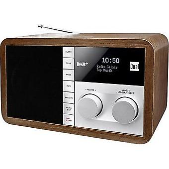 DAB+ Table top radio Dual DAB 32 AUX, DAB+, FM Wood