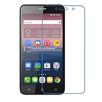 Alcatel one touch pixi 4 (5-inch) screen protector 9 H laminated glass laminated glass, tempered glass