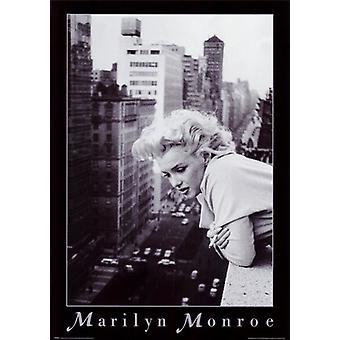 Marilyn Monroe - Balcone NYC Movie Poster (11x17)