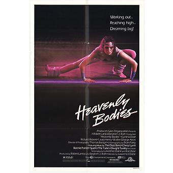 Himmellegemer film plakat (11 x 17)