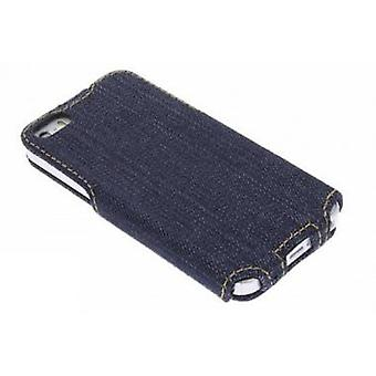 Diesel scissor vende Pocket denim Indigo for iPhone 5 / 5 sek