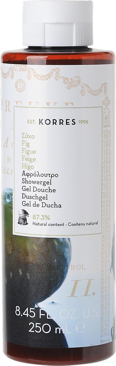 Korres Fig Showergel