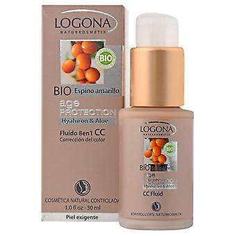 Logona Cc Fluid 8 In 1 Age Protection