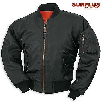 Surplus jacket MA 1