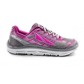Provision 3.0 Grey.Purple Zero Drop Womens Road Running Shoes