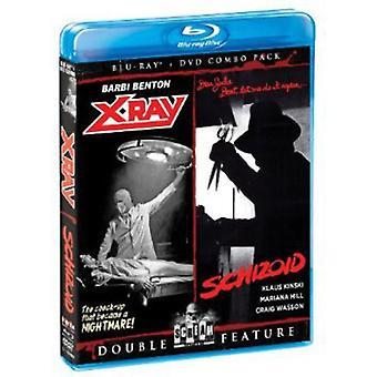 [BLU-RAY] X-Ray/Schizoid USA importere