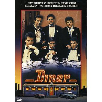Diner [DVD] USA import