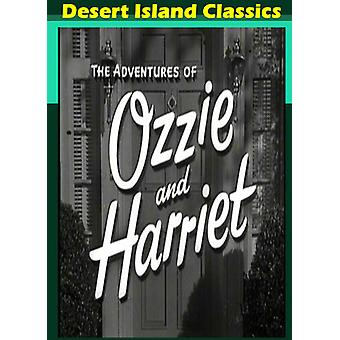 Adventures of Ozzie & Harriet [DVD] USA import
