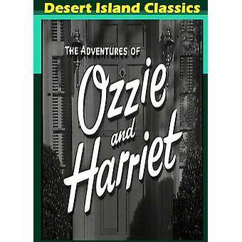 Aventuras de importación USA de Ozzie y Harriet [DVD]