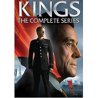 Kings - Kings: The Complete Series [3 Discs] [DVD] USA import