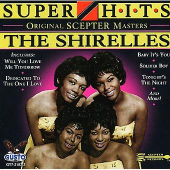 Shirelles - Super Hits [CD] USA import