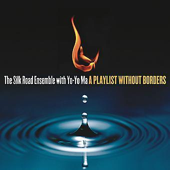 Silk Road Ensemble/Yo-Yo Ma - A Playlist Without Borders [CD] USA import
