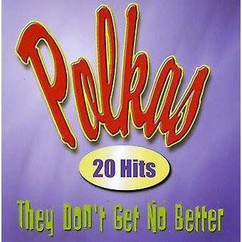 Polka samlinger - Polka samlinger: Vol. 3-Polka Dance Party [CD] USA import