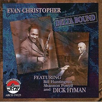 Christopher/Hyman - Delta bundet [CD] USA import