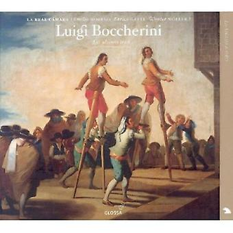 L. Boccherini - Luigi Boccherini: Los  Ltimos Tr Os [CD] USA import