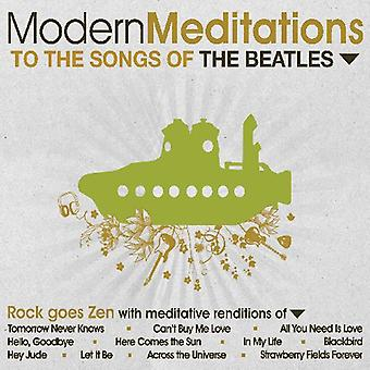 Modern Meditations - Songs of the Beatles [CD] USA import