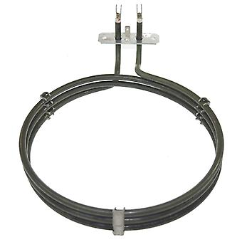 Electrolux Replacement Fan Oven Cooker Heating Element (2000w) (3 Turns)