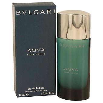 Bvlgari Men Aqua Pour Homme Eau De Toilette Spray By Bvlgari