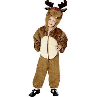 Traje de Reno Reno niño traje de la Navidad