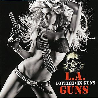L.a. Guns - dækket i kanoner [CD] USA import