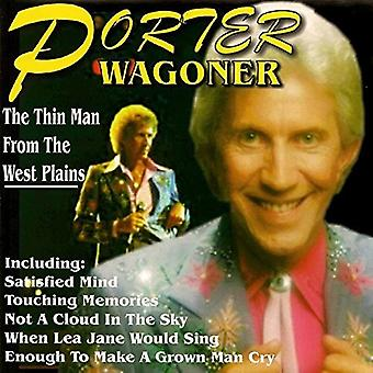 Porter Wagoner - Thin Man From West Plains [CD] USA import