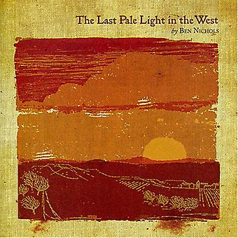 Ben Nichols - laatste bleke licht in de West [CD] USA import